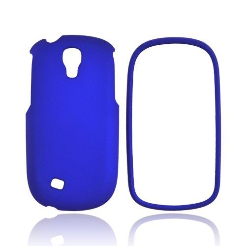 Samsung Gravity Smart Rubberized Hard Case - Blue