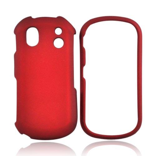 Samsung Intensity 2 U460 Rubberized Hard Case - Red