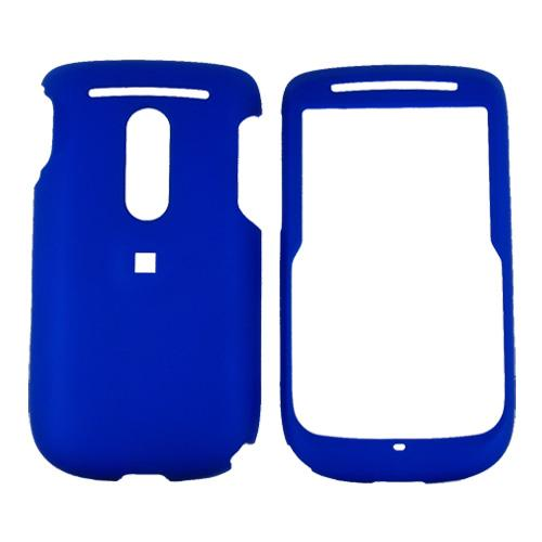 TMobile Dash 3G Rubberized Hard Case - Blue