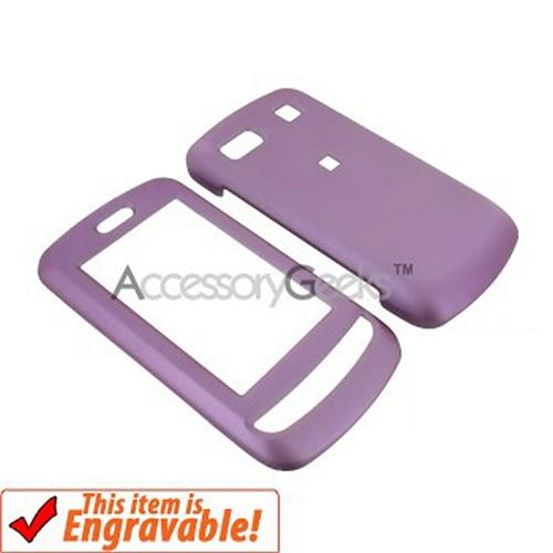 LG Xenon Rubberized Hard Case - Light Purple