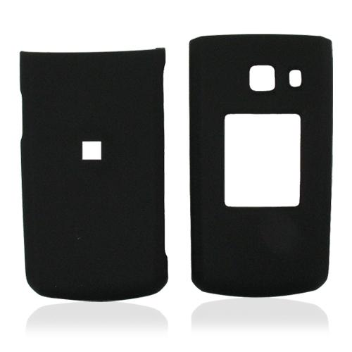 Nokia Shade 2705 Rubberized Hard Case - Black
