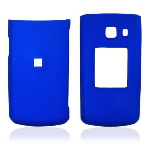 Nokia Shade 2705 Rubberized Hard Case - Blue