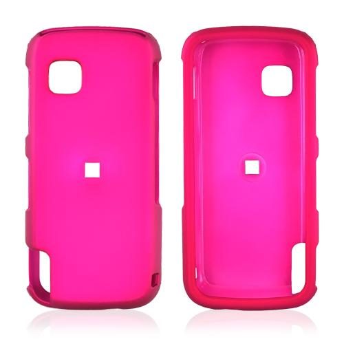 Nokia Nuron 5230 Hard Case - Rose Pink