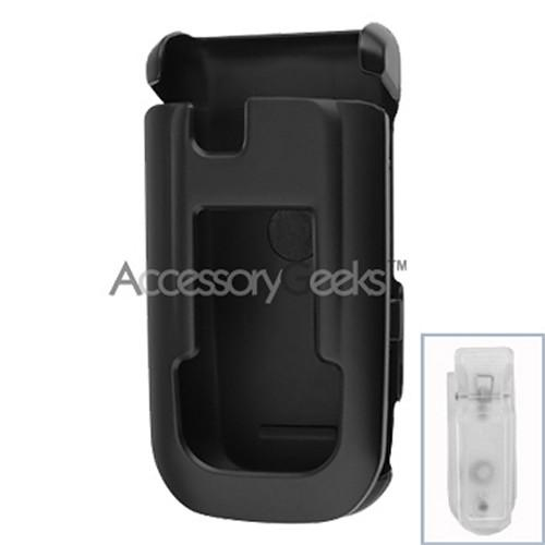 Nokia 6263 Rubberized Hard Case - Black
