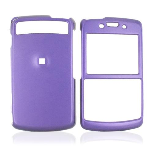 Samsung Intrepid i350 Rubberized Hard Case - Light Purple