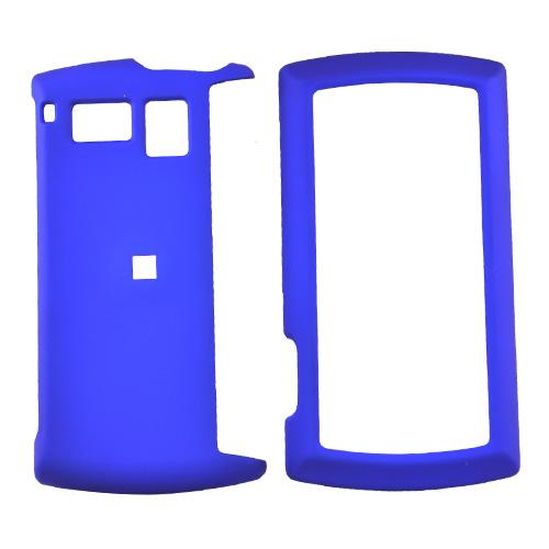 Sanyo Incognito 6760 Rubberized Hard Case- Blue