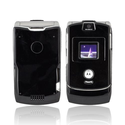Motorola RAZR V3Protection Cover / Case - Black