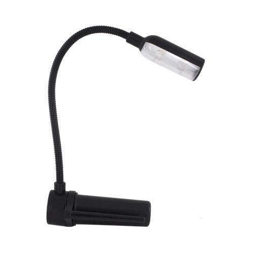 Universal Spike Light Adjustable LED Reading Light, GP-02-01-023 - Black