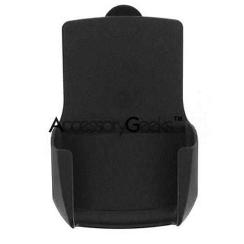 BlackBerry 8700c holster w/ belt clip - black
