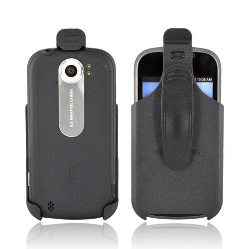 HTC MyTouch 4G Slide Holster w/ Swivel Belt Clip - Black