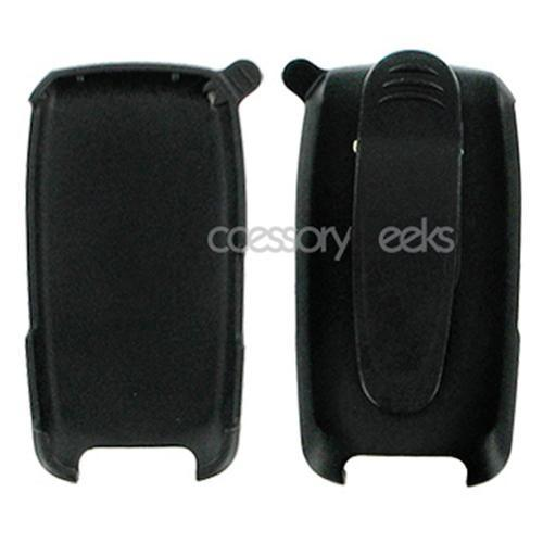 LG LX160 holster w/ belt clip - black