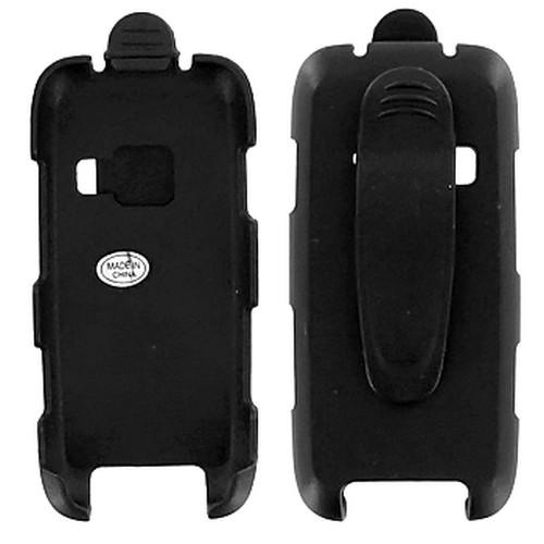 LG Rumor Holster w/ Swivel Belt Clip - black