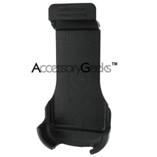 Sanyo 8400 Black holster w/ belt clip - black