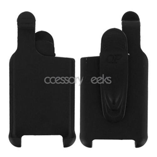 Premium LG CB630 Holster w/ Swivel Belt Clip - Black