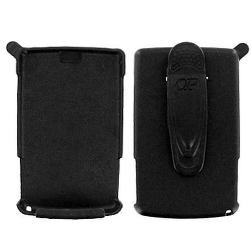 Premium Samsung Propel Holster w/ Swivel Belt Clip - Black