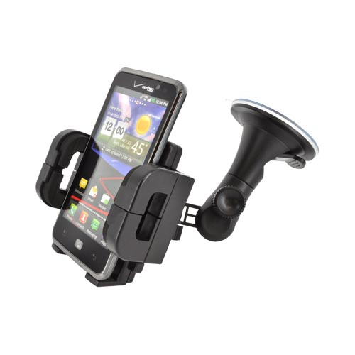 Universal Windshield Mount Cell Phone Holder / iPod Holder / PDA Holder