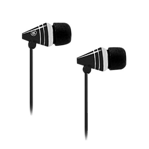 Cellet Universal Canal Type Stereo Headset (3.5mm) - Black