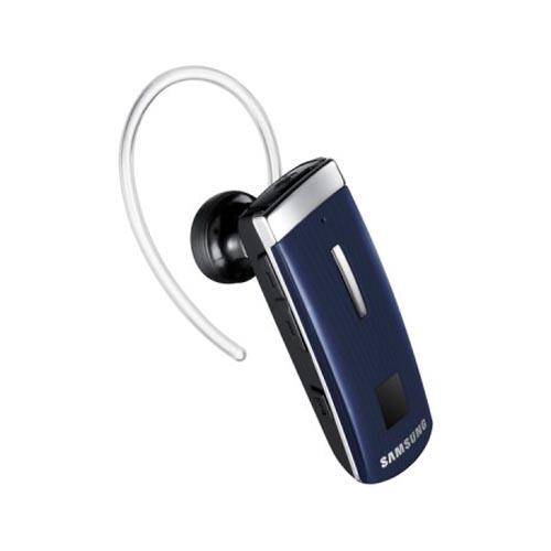 Original Samsung Modus 6450 Universal Bluetooth Headset w/ Enhanced Audio, HM6450 - Blue