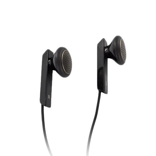Original HTC Universal Headset w/ Mic (3.5mm) - Black