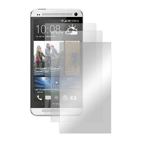 Screen Protector Medley w/ Regular, Anti-Glare, & Mirror Screen Protectors for HTC One