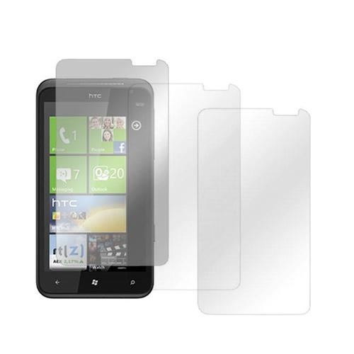 HTC Titan 2 Screen Protector Medley w/ Regular, Anti-Glare, & Mirror Screen Protectors
