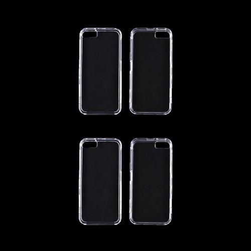 Apple iPhone 5/5S Essential Bundle w/ 2 Clear Hard Cases