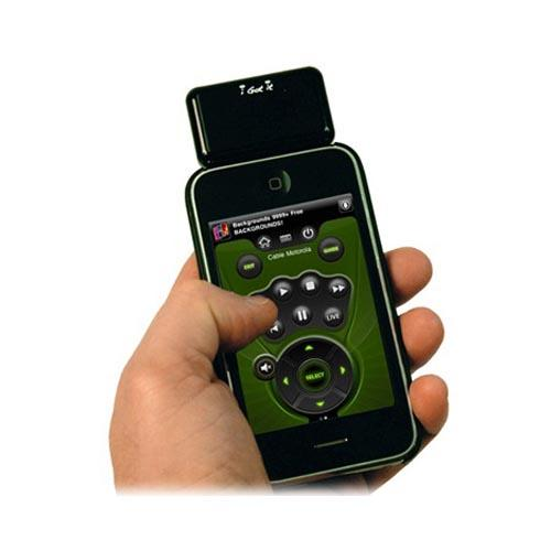 I-Got-Control Apple iPad/iPhone/iPod Universal Remote Controller – Black