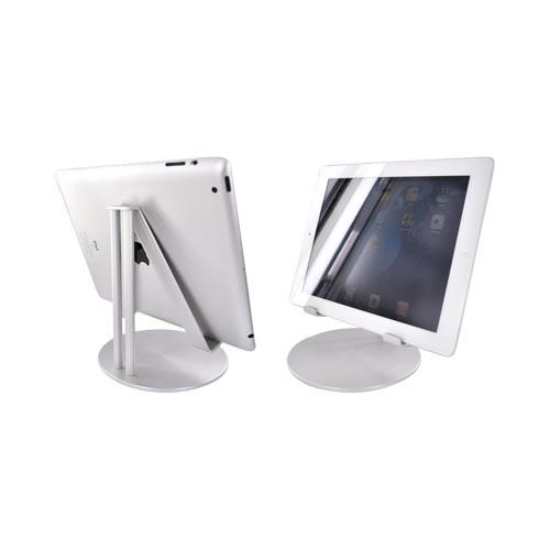 Original Just Mobile UpStand Apple iPad 1st Gen,iPad 2 Gen Desktop Stand, JM-166795 - Gray,Black