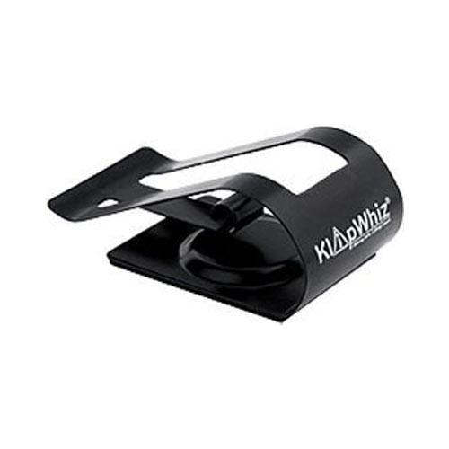 Original KlipWhiz Universal Visor Mount to Make Phone Hands-Free - Black