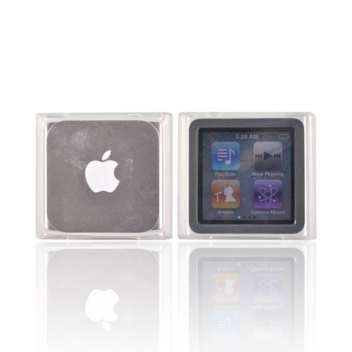 Luxmo Apple iPod Nano 6 Crystal Silicone Case - Clear