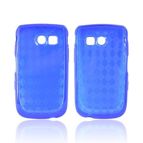 Samsung Freeform 2 R360 Crystal Silicone Case - Blue