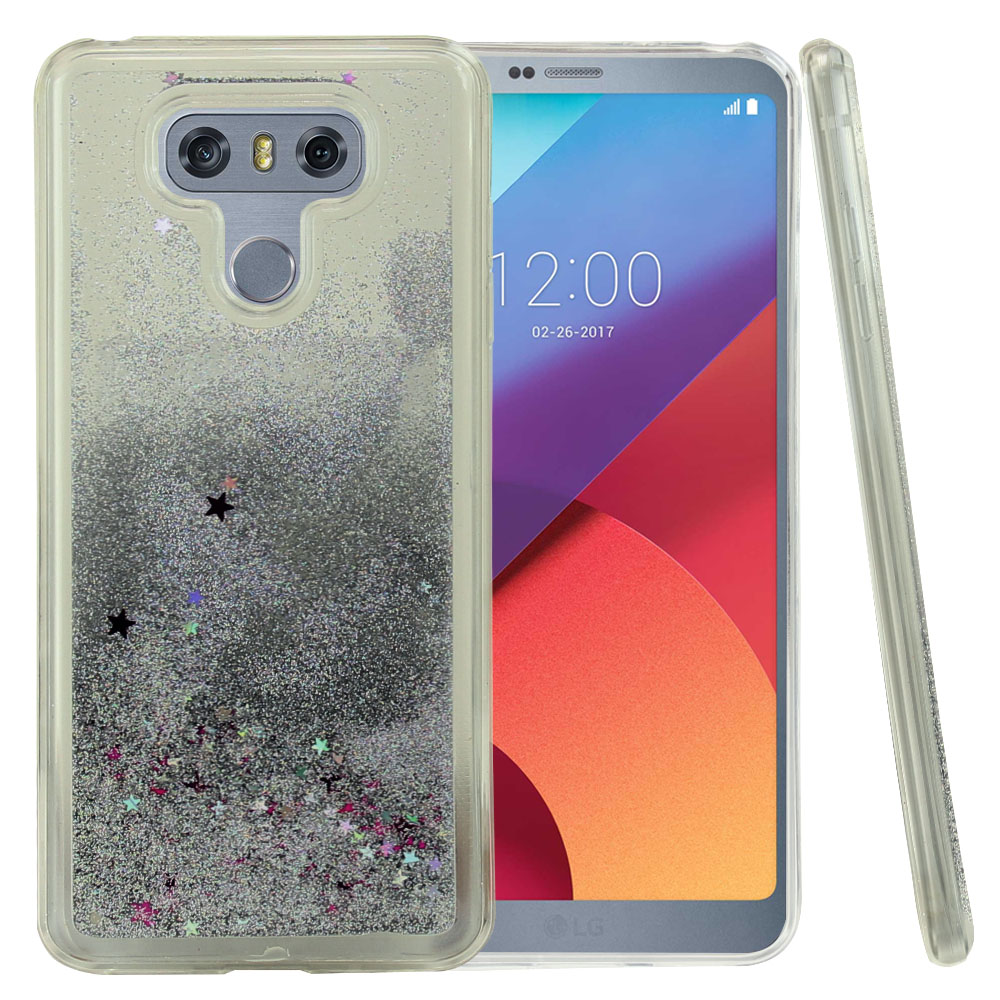 Silver Flexible Crystal Silicone Tpu Gel Case Mercury Jelly Lg G6 Pink Features Highlights