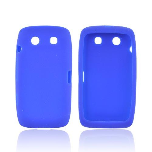 Blackberry Torch 9850 Silicone Case - Blue