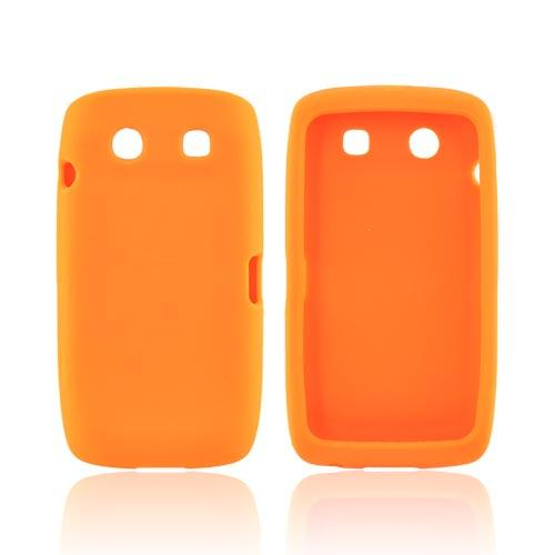 Blackberry Torch 9850 Silicone Case - Orange