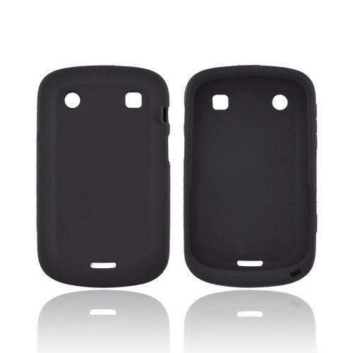 Blackberry Bold 9900, 9930 Silicone Case - Black