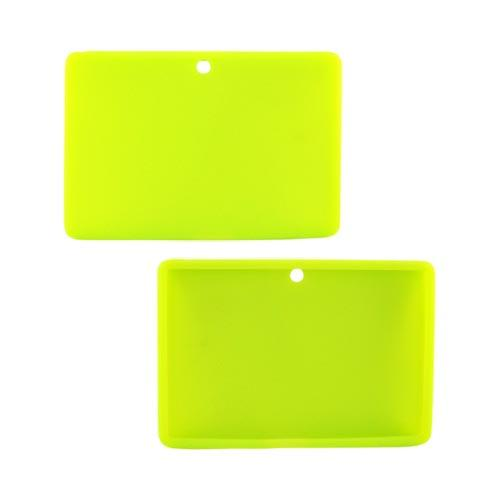 Blackberry PlayBook Silicone Case - Neon Green