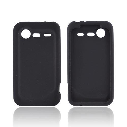 HTC Droid Incredible 2 Silicone Case - Black
