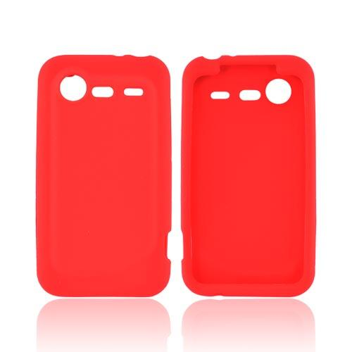 HTC Droid Incredible 2 Silicone Case - Red