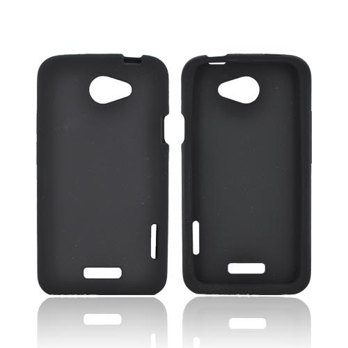HTC One X Silicone Case - Black