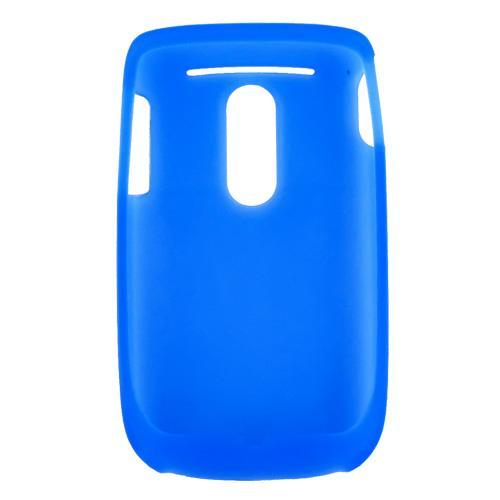 TMobile Dash 3G Silicone Case, Rubber Skin - Blue