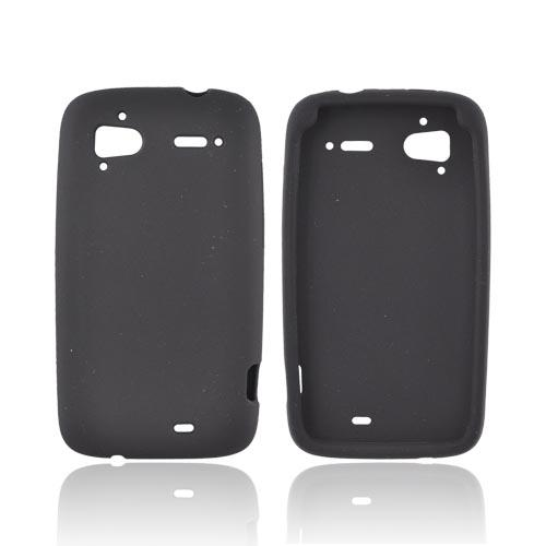 HTC Sensation 4G Silicone Case - Black