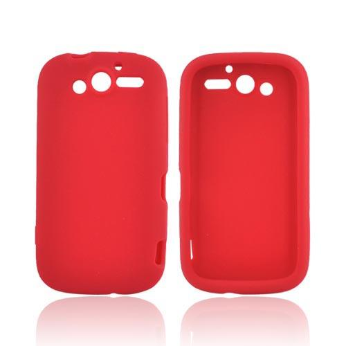 T-Mobile MyTouch 4G Silicone Case - Red