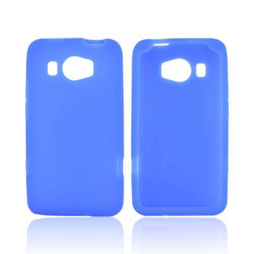 HTC Titan 2 Silicone Case - Blue