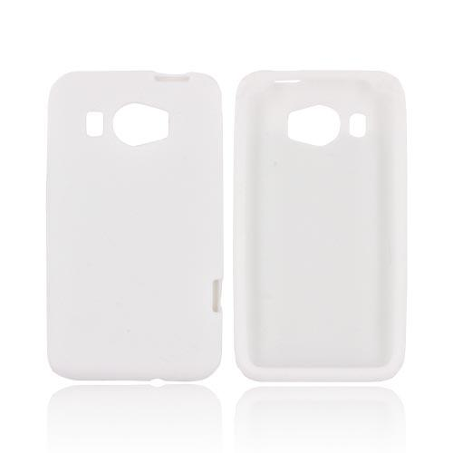 HTC Titan 2 Silicone Case - White