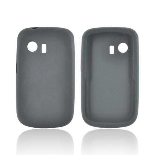 Huawei Pinnacle M635 Silicone Case - Black