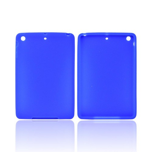 Blue Silicone Skin Case for Apple iPad Mini/ iPad Mini 2