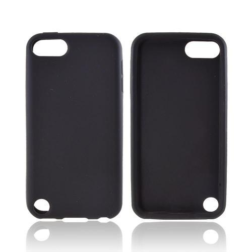 Apple iPod Touch 5 Silicone Case - Black