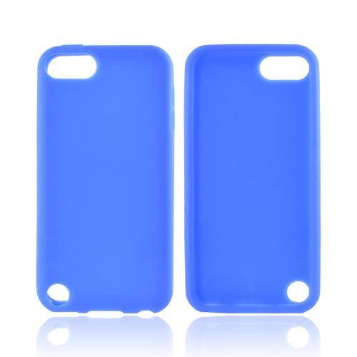Apple iPod Touch 5 Silicone Case - Blue