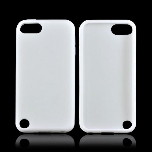 Apple iPod Touch 5 Silicone Case - White
