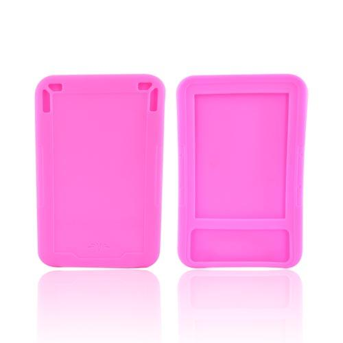 Amazon Kindle 3 Silicone Case - Hot Pink
